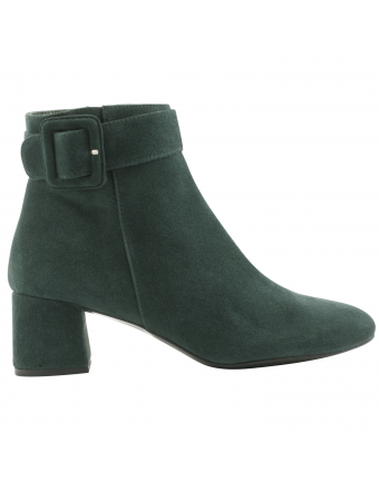 Bottines-en-cuir-mutine-couleur-verte