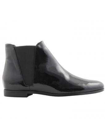 bottines-femme-cuir-vernis-noir-boyish-1