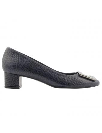 Chaussure-talon-carré-cuir-bleu-Anais