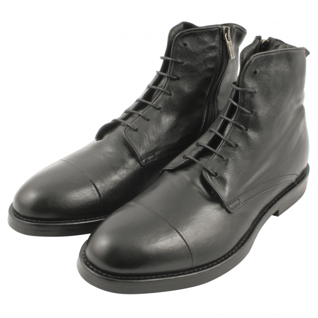 Chaussures-italiennes-homme-cuir-noir-Doug