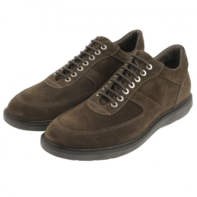 Chaussure-derby-homme-Jim-nubuck-marron