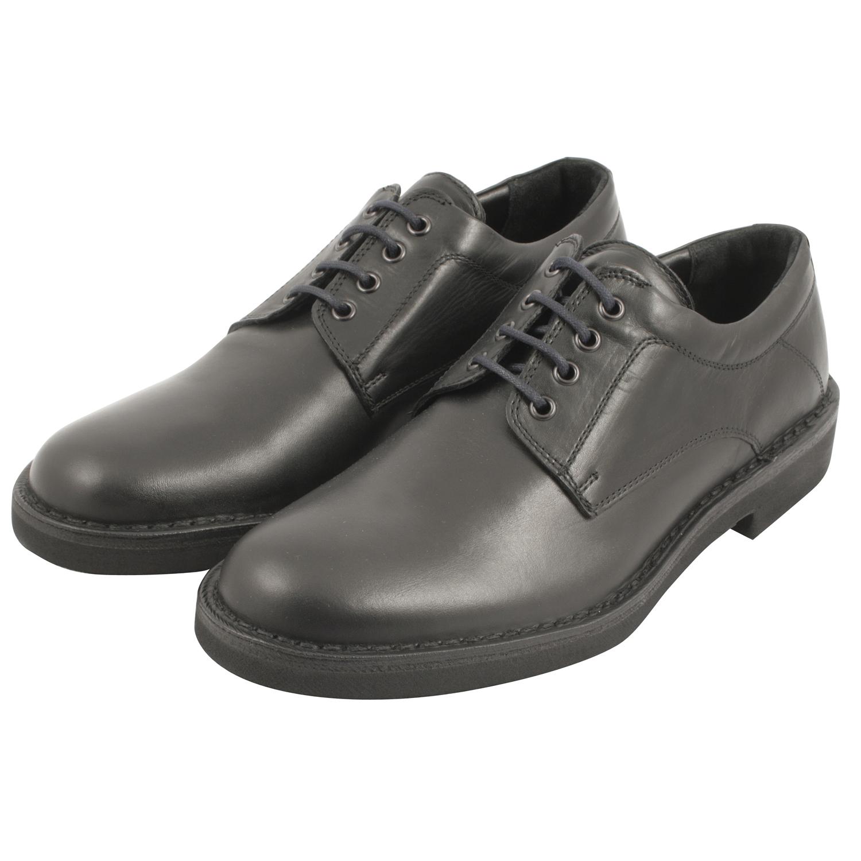 chaussure derby homme en cuir couleur noire exclusif paris. Black Bedroom Furniture Sets. Home Design Ideas
