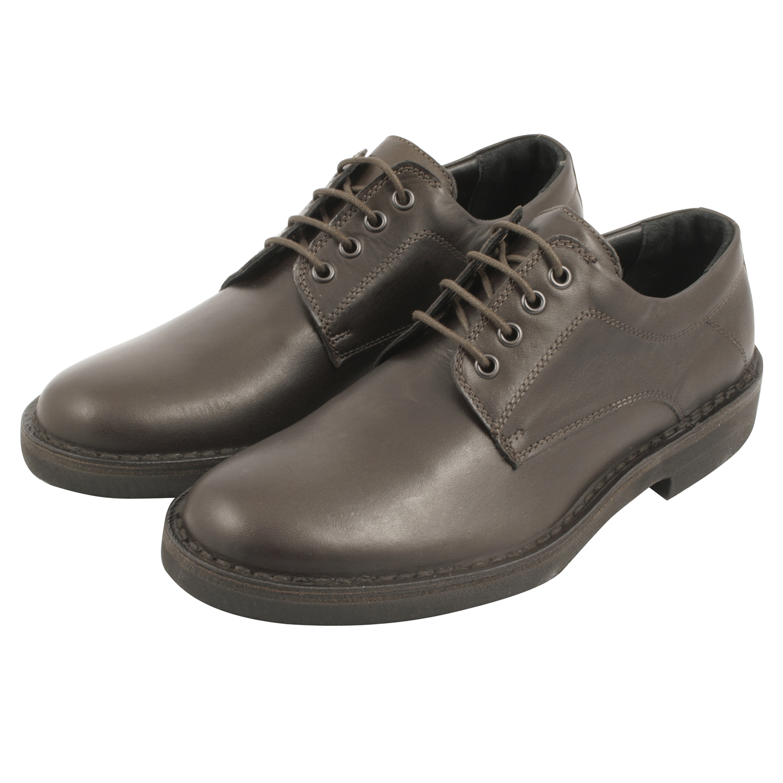chaussure derby homme en cuir couleur marron exclusif paris. Black Bedroom Furniture Sets. Home Design Ideas