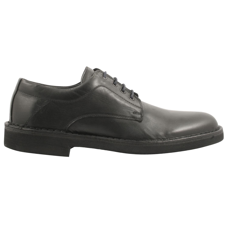 a52d830a460d0f Chaussure derby homme en cuir couleur noire - Exclusif Paris