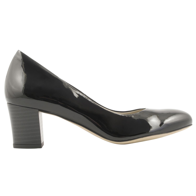 Exclusif Paris Chaussures à talons Elena Noir - Chaussures Escarpins Femme