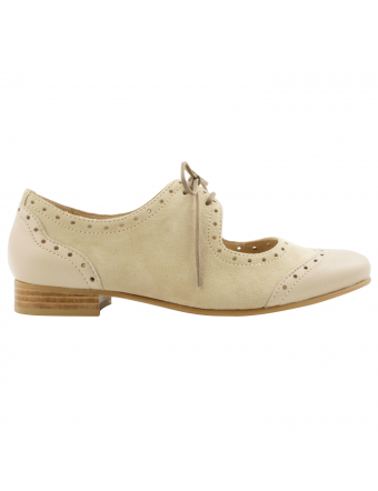 derbies-ouvertes-nubuck-beige-Jennie