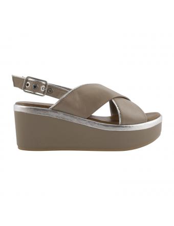 chaussure-beige-compensée-cuir-Doris