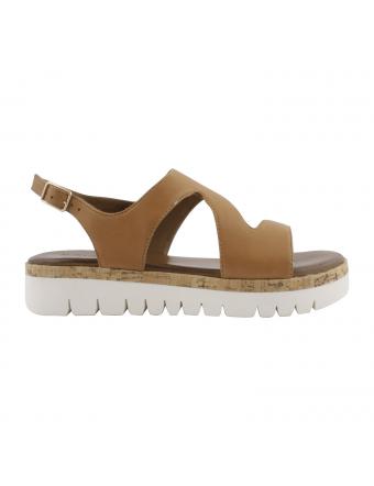 sandale-plates-cuir-camel-Jacinthe