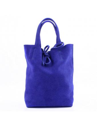 sac-a-main-femme-bleu-Cabas-Mini