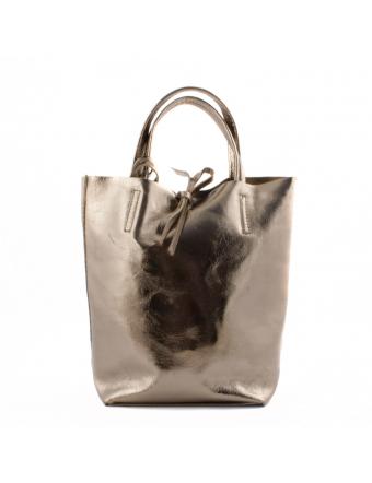 sac-cabas-métal-or-Cabas-Mini