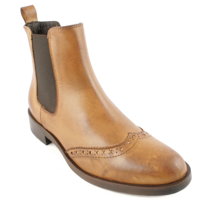 Camel Boots De Femme Paire Couleur Qualité En Pour Cuir KqfXyPHO