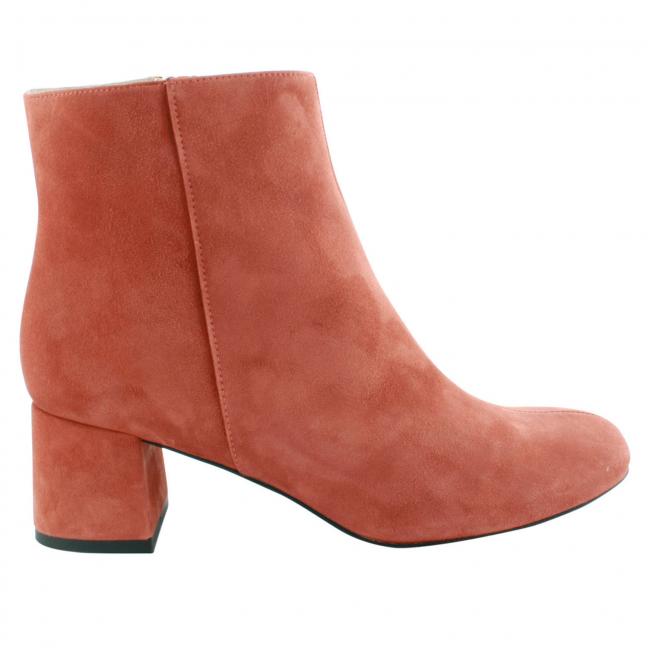 Boots-Femme-Daim-Brique-Lana