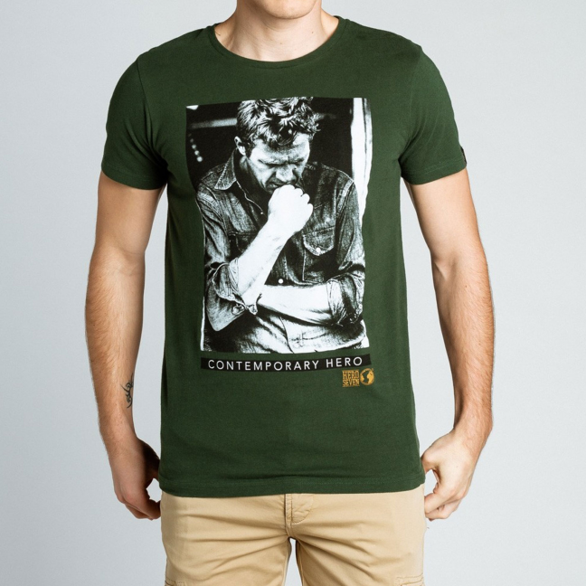 Tee-Shirt-Imprimé-Thinker