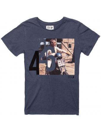 Tee-Shirt-Homme-Bleu-HUSQ81