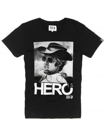 Tee-Shirt-Imprimé-Homme-Hero-Seven-Horseman