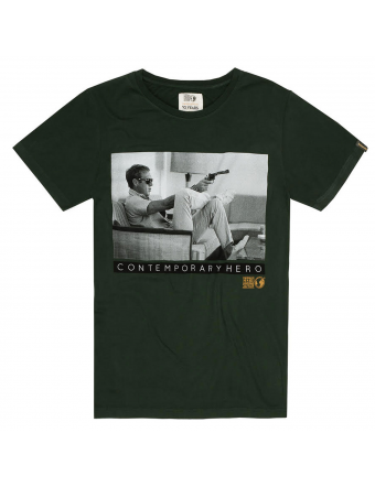 Tee-Shirt-Hero-Seven-Steve-Mcqueen-Gunsofa-LTD