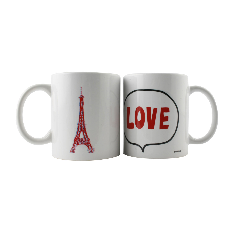 Idee Cadeau A Paris.Voici Une Idee Cadeau Peu Couteuse Et Originale Avec Ce Mug
