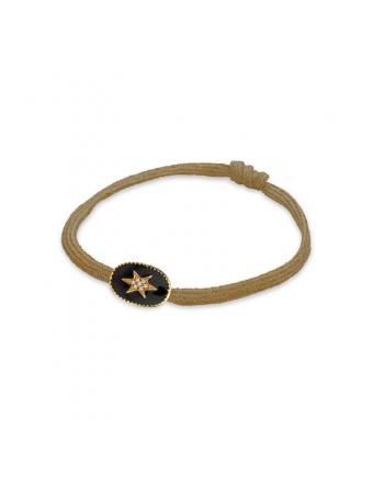Bracelet-Étoile-Noire-Mya-Bay