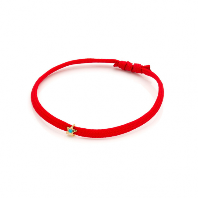 Bracelet-Étoile-Turquoise-Mya-Bay