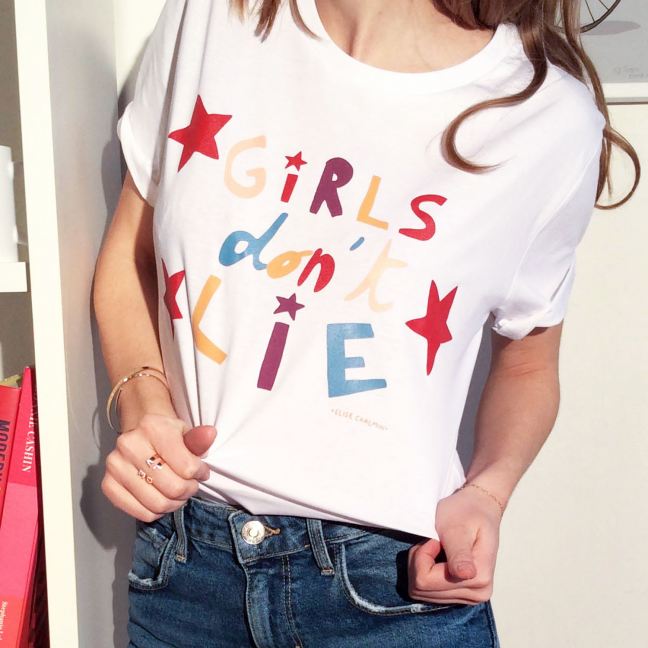 Girls-Tee-Shirt-Elise-Chalmin
