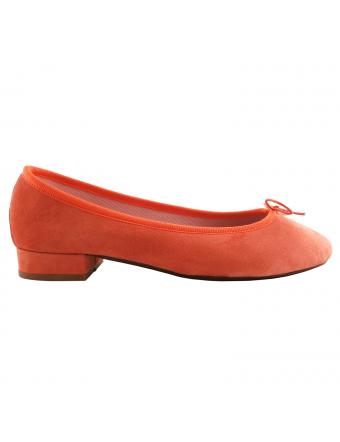Lidia-Nubuck-Orange-Exclusif-Paris