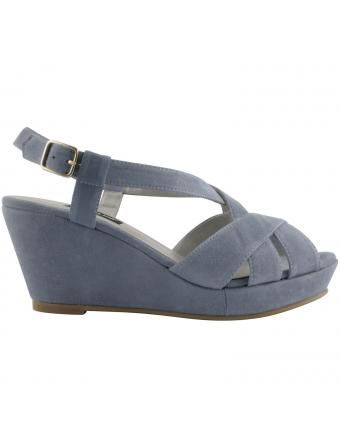 sandales-compensées-nubuck-bleu-jean-Gilda