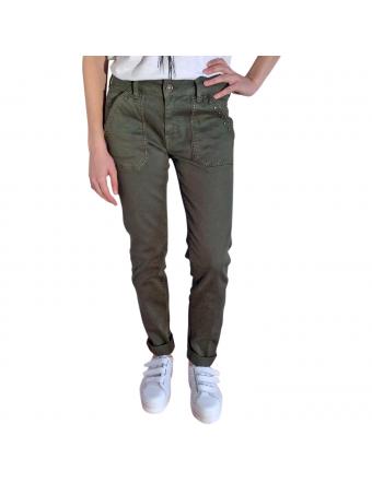 Céline-Coton-kaki-Five-Jeans