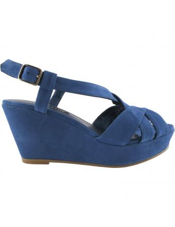 Gilda-Nubuck-Bleu-Roi-Exclusif-Paris
