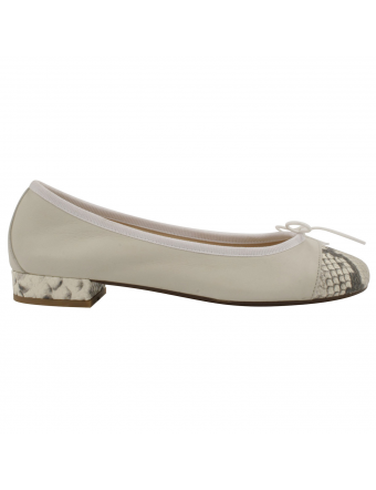 ballerine-bout-rond-cuir-beige-Ludovica