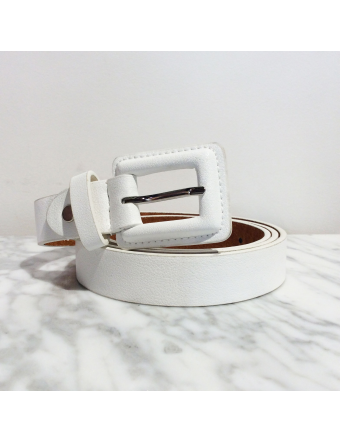 Ceinture-Colorée-Cuir-Blanc