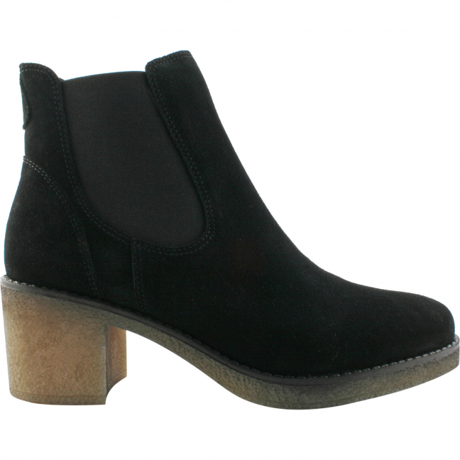 Bottines-Talons-Nubuck-Noir-Edwige-Exclusif-Paris