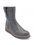 Boots-Cuir-Noir-Moscou