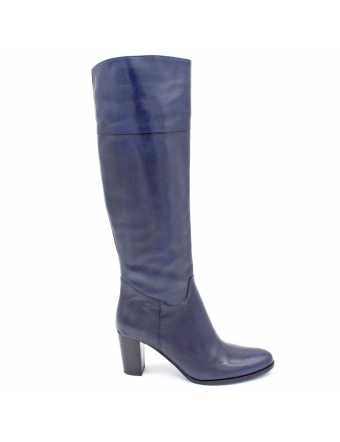 Bottes-bleues-marine-fable