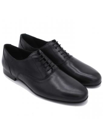 Chaussure-homme-cuir-noir-gainsbar-1