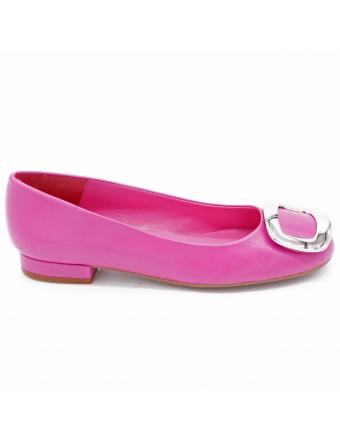 ballerine-rose-en-cuir-cardinal-1