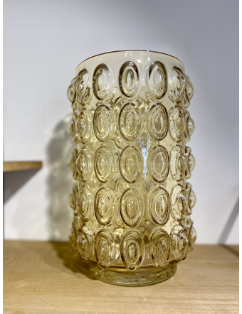 Vase Bulles H30