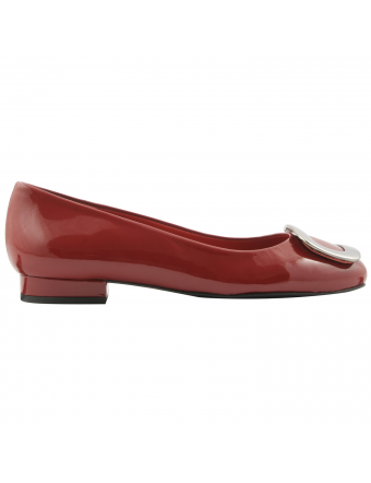 Ballerine-vernis-rouge-Cardinal