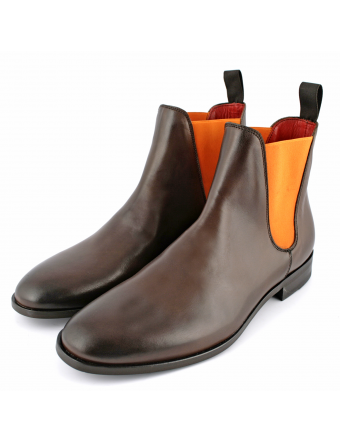 bottines-homme-cuir-marron-orange-1