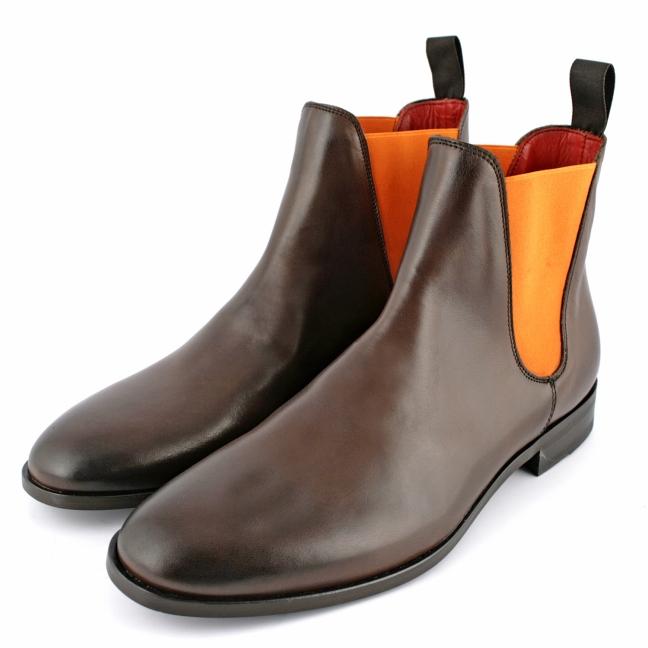 bottines-homme-cuir-marron-orange-1