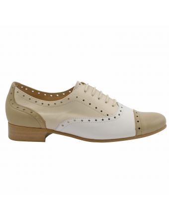 chaussures-plates-femme-cuir-blanc-vegga-1