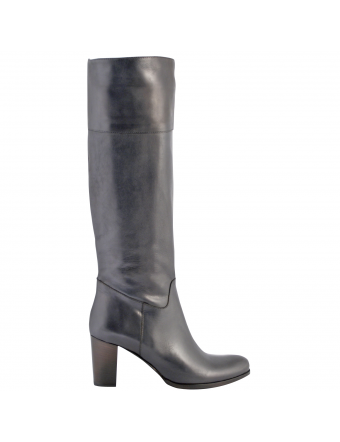 bottes-femme-fable-cuir-gris-1