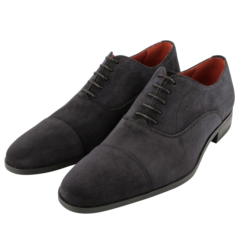 Nouvelle meilleurs tissus réflexions sur Chaussure daim homme Gregorio en nubuck de cuir marine ...