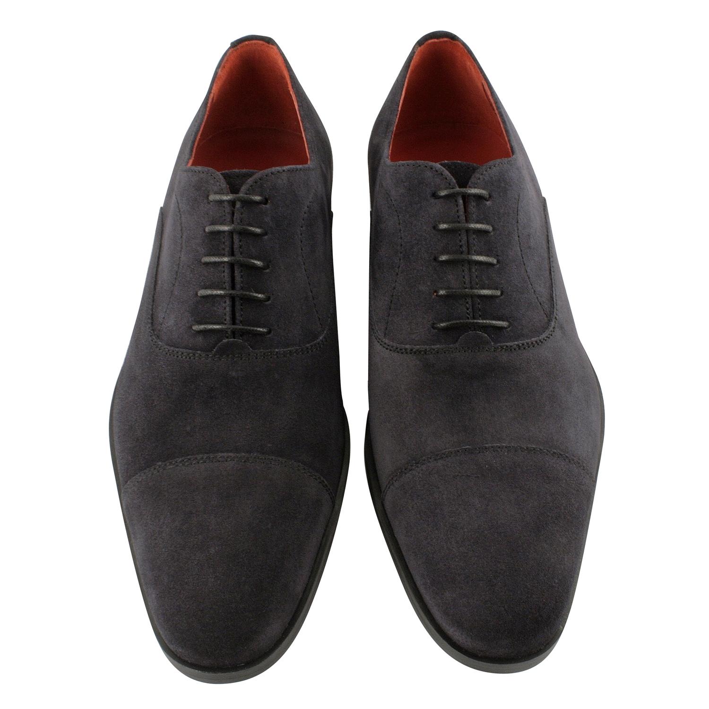 toujours populaire grande collection plutôt sympa Chaussure daim homme Gregorio en nubuck de cuir marine ...