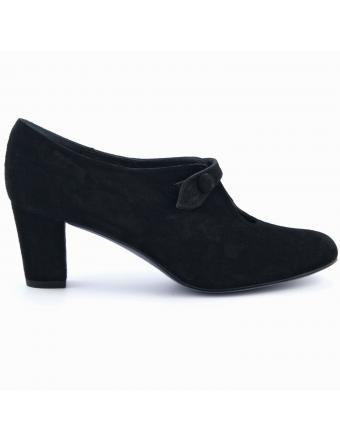 chaussures-a-talons-nubuck-noir-bolero-1