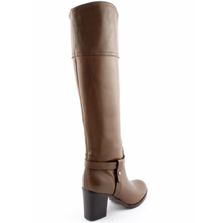 madena,bottes,cuir,marron,femme,4