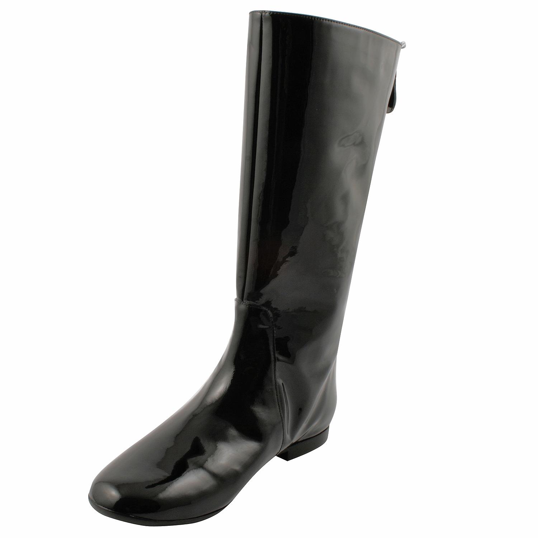 57a115dae41b1c bottes,femme,noir,vernis,molly,3 ...