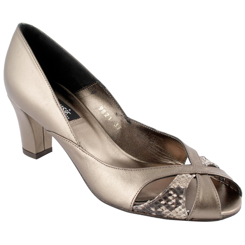 ... chaussures-a-talons-cuir-bronze-demi-2 ...