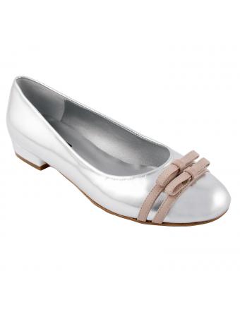 ballerines-cuir-argent-baya-1
