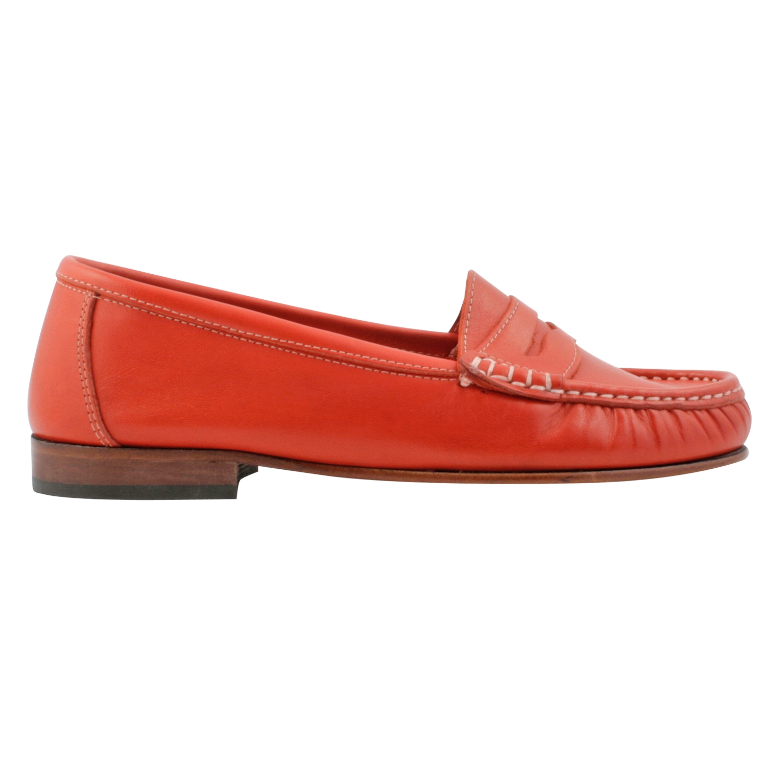 Exclusif Paris Riviera - Mocassins en cuir - rouge
