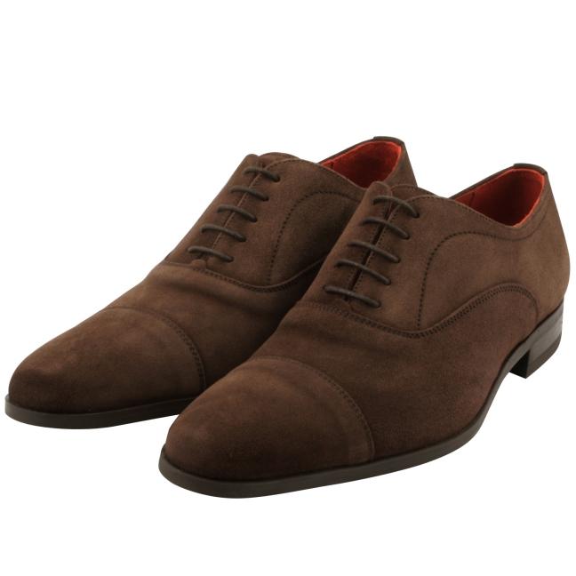 chaussure-de-ville-gregorio-nubuck-marron-1